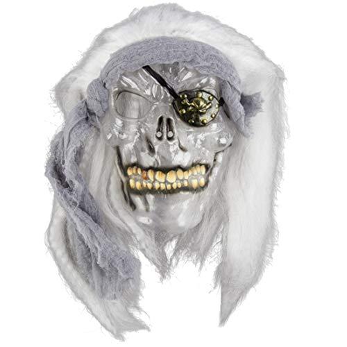 (kaiser24 Halloween Maske (Piraten Maske (3295871)))