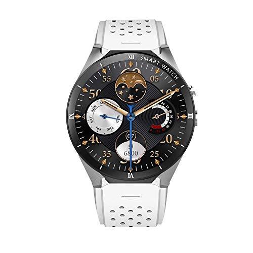 LYDB LYDB Uhren 1,39 Zoll Bluetooth 4,0 Android 7,0 Quad Core 1,3 GHz wasserdicht Smart Armbanduhr Telefon, Unterstützung Pulsmesser und Schrittzähler & Custom Watch Interface & Nano SIM