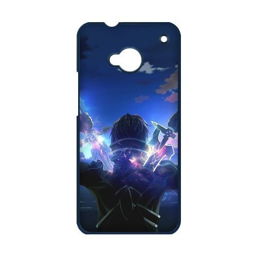 generic-sword-art-online-comic-hard-plastic-snap-on-custom-covers-for-htc-one-m7