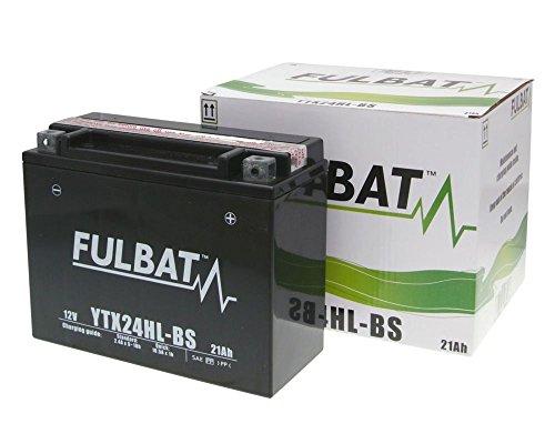 Batterie FULBAT YTX24HL-BS MF wartungsfrei für ARTIC CAT Prowler 650 650 ccm Baujahr 06-09[ inkl.7.50 EUR Batteriepfand ] -