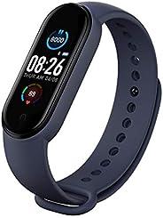 Akin Orologio Fitness Donna Orologio Smart Watch M5 Orologio Donna Orologio con cardiofrequenzimetro, IP67 Imp