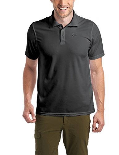 Maier Sports Dry Protec Herren outdoor   shirts  gr 52 Camping & Outdoor