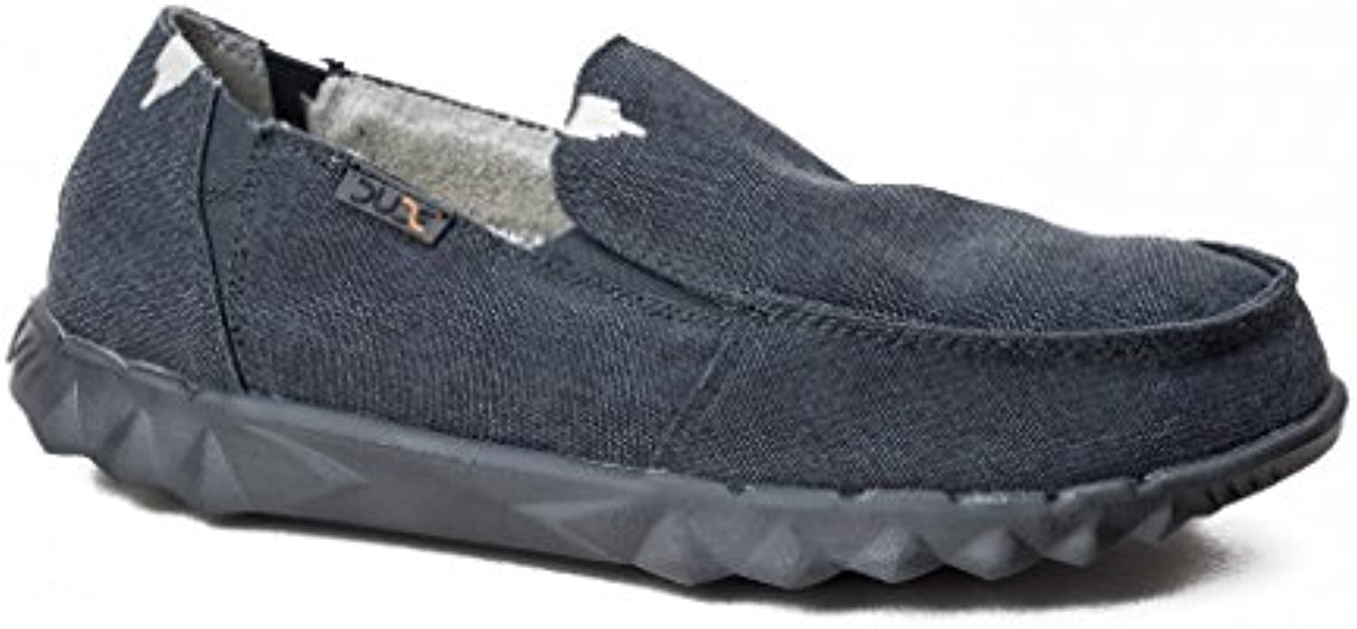 Dude Shoes Herren Pelz Gefüttert Farty Chalet Oceano UK7 / EU41