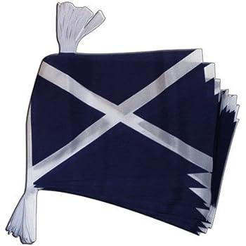 Flaggenfritze Fahnenkette Irland L/änge 5,9 m