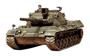 Tamiya - 35064 - Maquette - Char D'assaut - Char Léopard