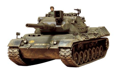 Tamiya 35064 - Modelo 1 de tanque alemán Leopard West