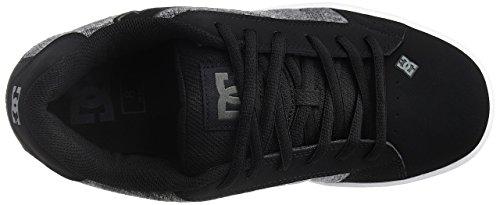 DC Shoes  Net SE, Sneakers basses homme Noir (Bma)