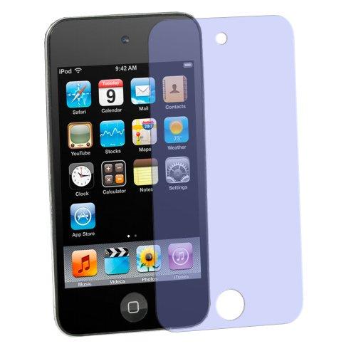 dipos I 2X Schutzfolie matt passend für Apple iPod Touch 4G (Modelle 2010 und 2011) Folie Displayschutzfolie Ipod Touch 4 Hybrid