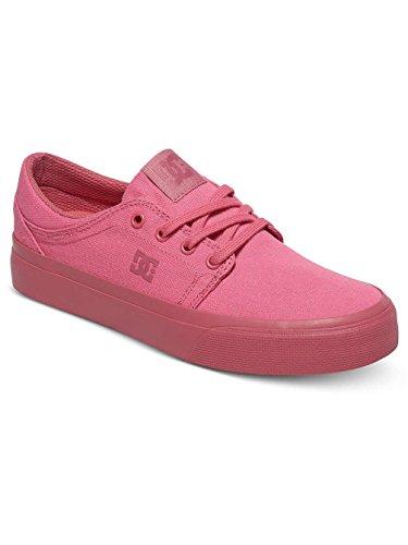 DC TRASE TX J BKW Damen Sneakers Marron - Desert