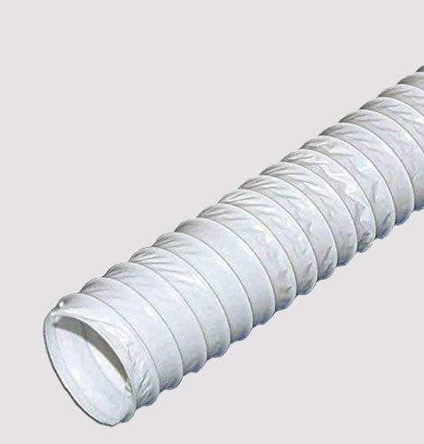 Tubo de salida de aire flexible de 4 metros/150 mm