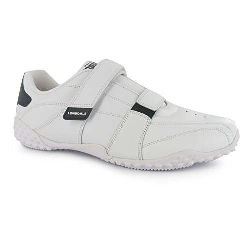 Lonsdale Fulham Trainers Mens White