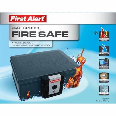 first alert dokumentenbox FIRST ALERT BRK - .17CUFT Fire/WTR Chest
