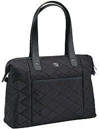 Savebag - Shopping Business YUCATAN Porte-ordi 16572 - Couleur : Noir/bleu - Cap. 17 Litres