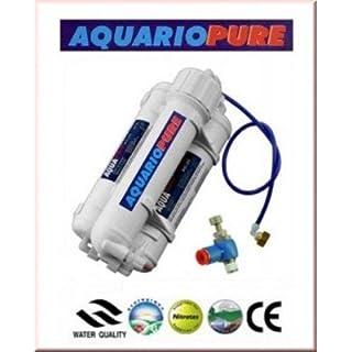 AQUAPRO Umkehrosmoseanlage Osmose Wasserfilter bis zu 200 Liter/Tag Pentair 50 GPD Membran
