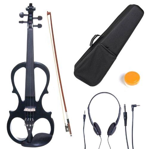 cecilio-l3-4cevn-l1bk-size-3-4-electric-violin-black