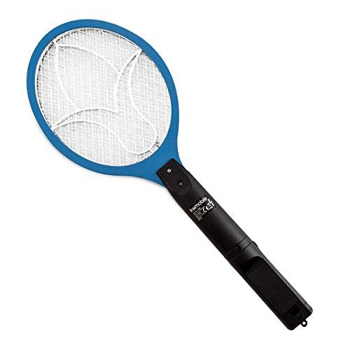 kwmobile-raqueta-elctrica-en-azul-insecticida-para-mosquitos-moscas-y-otros-insectos