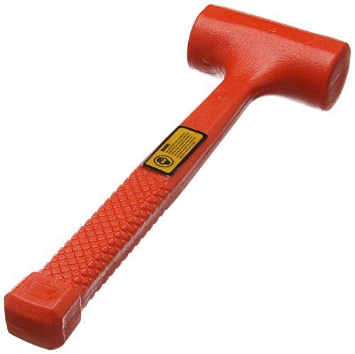 Am-tech A1595 rückschlagfreier Hammer, 454 g