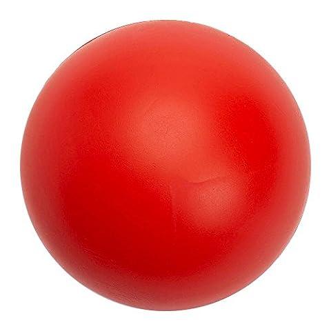 Ballon de Handball mousse -ROUGE