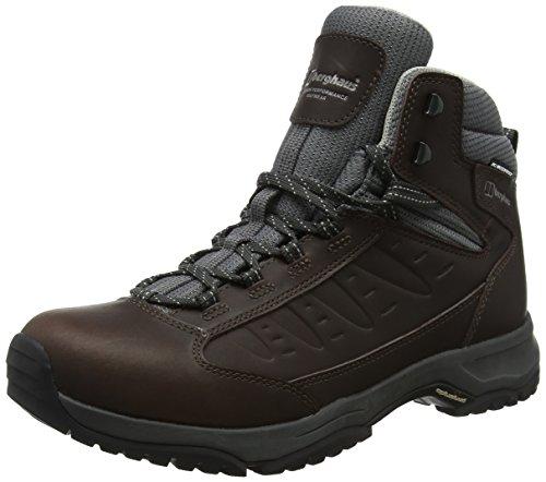 Berghaus Damen Explorer Active M Gore-Tex Walking Boots Trekking- & Wanderstiefel, Braun (Brown/Grey Bear), 40.5 EU