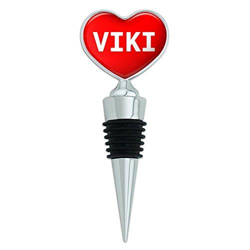 heart-love-wine-bottle-stopper-names-female-ve-vo-viki-red