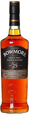 Bowmore 25 Year Old Single Malt Scotch Whisky, 70 cl