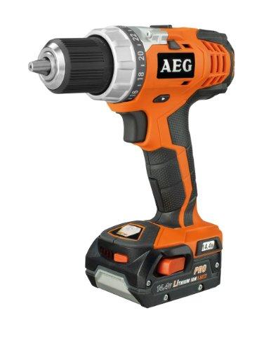 AEG BS 14 C (14,4 V / 1,5 Ah / 6-teilig)