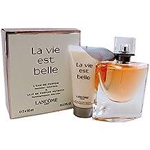 Lancôme La Vie Est Belle Eau de Parfum Spray y Loción Corporal ...