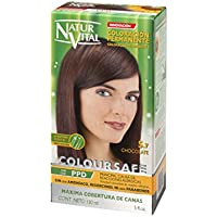 Naturaleza y Vida Coloursafe Tinte Permanente Tono 5.7 Chocolate - 150 ml