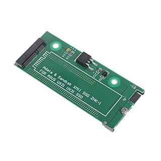 Speicheradapterkarte Adapter Konverter Karte für ASUS EP121 UX21 UX31 Sandisk ADATA XM11 XM11zzb5 mSATA SSD Macht Daraus eine 2,5 Zoll SATA HDD