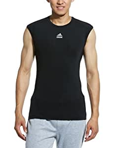 adidas Techfit C&S Shirt Sleeveless schwarz (P92294)