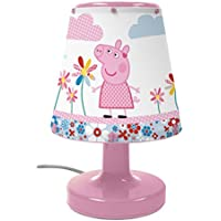Peppa Pig Bedside Light - ukpricecomparsion.eu