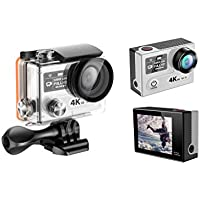 H8 Pro Action Camera Sports Cam Underwater Camcorder 4K 30FPS Ambarella A12S75 CPU SONY IMX078 Sensor Outdoor Waterproof Sport Helmet Cam With 2.4ghz Remote Control