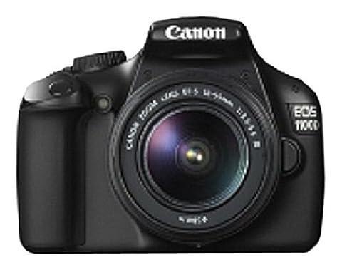 Canon EOS 1100D / Rebel T3 / EOS KISS X50 18-55 / 3.5-5.6 EF-S III 75-300 / 4.0-5.6 EF III ( 12.6 Megapixel (2.7 Zoll Display)
