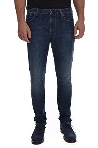 <p>ARMANI JEANS J06 lavaggio scuro, jeans 5 tasche cotone elasticizzato uomo, slim</p>