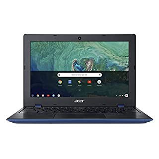 Acer Chromebook 11 CB311-8H - (Intel Celeron N3350 processor, 4GB RAM, 32GB eMMC, 11.6 inch HD display, Chrome OS, Blue)