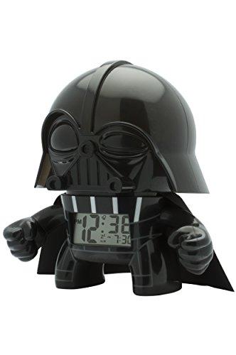 bulbbotz Star Wars Darth Vader Mini Despertador, 9cm 2020183