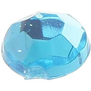 SANTEX 3885-8, Sachet de 160 strass autocollant, turquoise