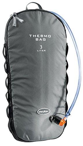 Deuter Rucksack Streamer Thermo Bag 3.0 l, Granite, 44 x 24 x 2 cm, 3 Liter, 3290840000