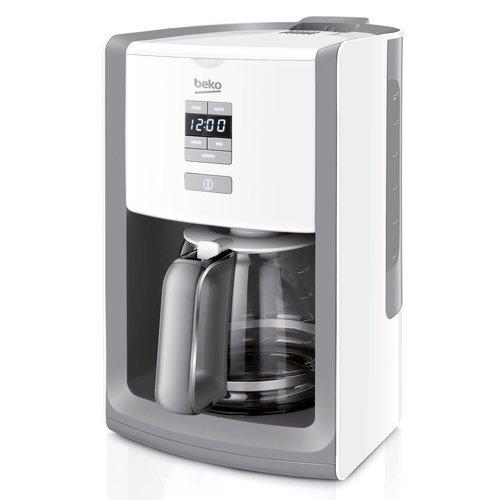 Beko cfd6151W Kaffeemaschine, 1000Watt, 1.25Liter