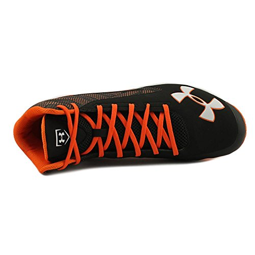 Under Armour Team Yard Mid Tpu Synthetik Klampen Blk/Tog