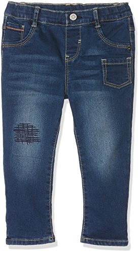 s.Oliver Baby-Jungen Jeans 65.710.71.3017, Blau (Dark Blue Denim Stretch 56Z7), 74