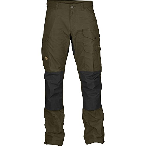 Fjällräven Herren Vidda Pro Trousers Regular Lange Hosen Dark Olive