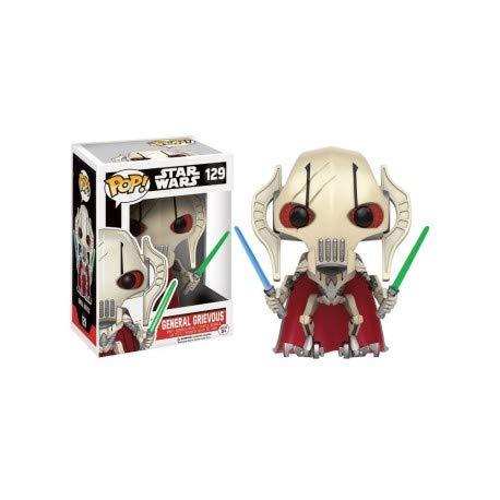 Funko 599386031 - Figura Star Wars - Grievous ed. Limitada