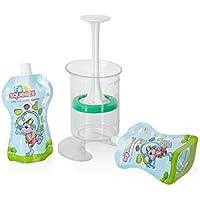 Fill n Squeeze kit de poche de sevrage de bébé