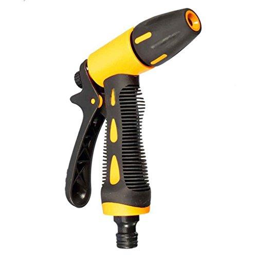 Multifunktionale Hochdruck-Wasserspray adjuatable Hausgarten-Auto Auto Waschen Wasser im Sprühstrahl Mengonee
