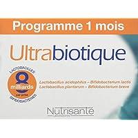Nutrisanté Ultrabiotique Multi-Vitamines/Minéraux 60 Gélules