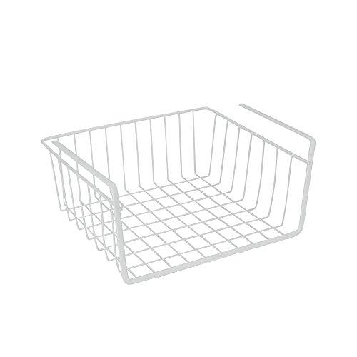Metaltex 363830 - Estante intermedio, 30 centímetros, color blanco