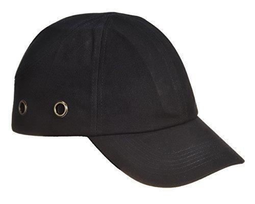 Sicherheitskappe- Industriekappe- Anstoßkappen- Arbeitskappe- Schutzkappe-Hard Cap- Work Cap mit ABS-Schale- CE- zertifiziert- EN812 (Schwarz)