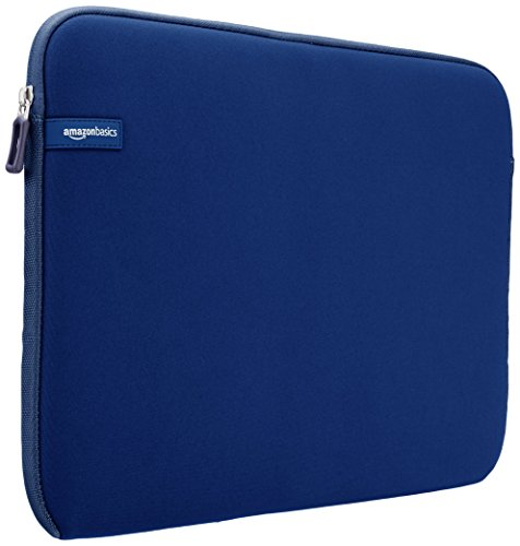 AmazonBasics 15.6-inch Laptop Sleeve (Navy)