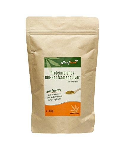 Bio Hanfproteine 500g